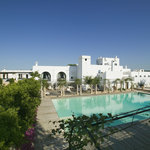 Masseria view from pool terrace