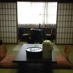 Our room at Watazen