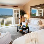 One of Our luxurious View Suites - Inn at Playa del Rey