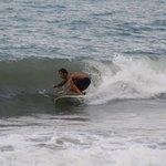 Mathias Surf en Palomino