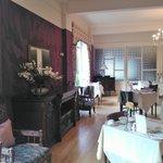 very nice and spacious dining