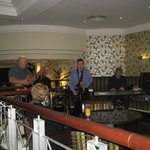 Jazz Band in the Lobby Bar