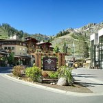 Nearby Shopping Village and Squaw Valley Resort