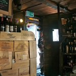 Inside the Findlerhof - great wines!