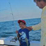 Proud fisherman!