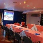 Salon Santa Librada-evento Corporativo