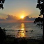 Morning Sunrise from Verandah