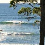 Surfing on Reef Break