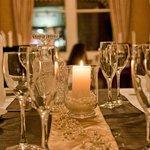 The Tea House - Evening Table