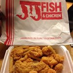 Jj Fish & Chicken