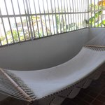 Open air hammock