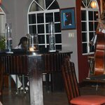 Live Pianist & band - very soulful but relaxing music