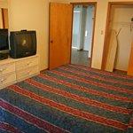 guest room in condo