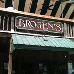 Brogen's North on Saint Simons Island