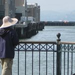 Fisherman at Pier 7