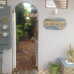 Entrance to Coqui Del Mar