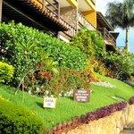 jardines y habitaciones