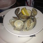 little clam app- outrageously good and 13 clams!!!