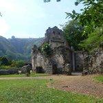 Las Ruinas de Ujarrás