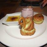 buffet et dessert