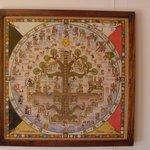 mayan wall calendar for sale