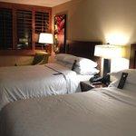 Two Queen Beds in Room 406