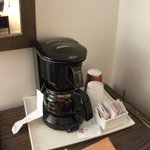 In room Coffee maker