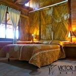 Habitacion Matrimonial - Full Bed Room