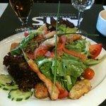 la salade du pêcheur
