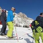 Scuola sci e snowboard Be Free Cortina Foto