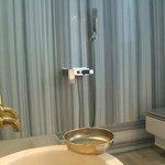 Suite bathroom with Hamam