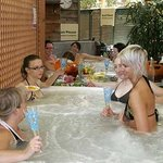 Relax with friends and organise a group booking at Rainesforest today!