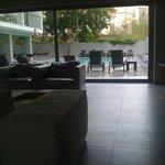 lounge area - lounge bar and pool leisure area