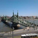 bridge at Budapest
