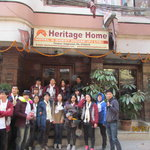 Group of Heritage Home From Korea