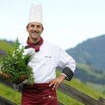 Küchenchef Martin Lechner