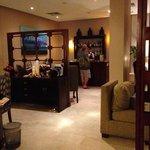 pref lounge