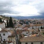 Overlooking Granada