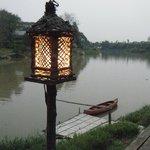 River Ping at dusk