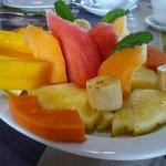 Des petits déjeuners sublimes!