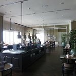Planter's Lounge for light breakfast, tea and happy hour