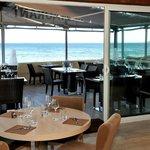 LE SAINT JEAN PLAGE terrasse vue sur mer