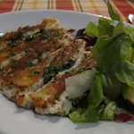 grilled mixed fish