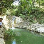 Aninian falls