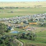 Shade Valley Camp Resort, Sturgis South Dakota