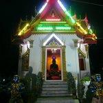 kleine Tempelanlage in Kkaron