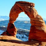 Delicate Arch in Arches NP