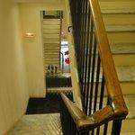 Smart stairwell