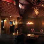 The Noir Boudoir Suite in The Roxbury North