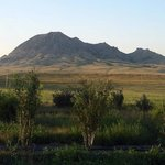 Bear Butte from The Iron Horse campground